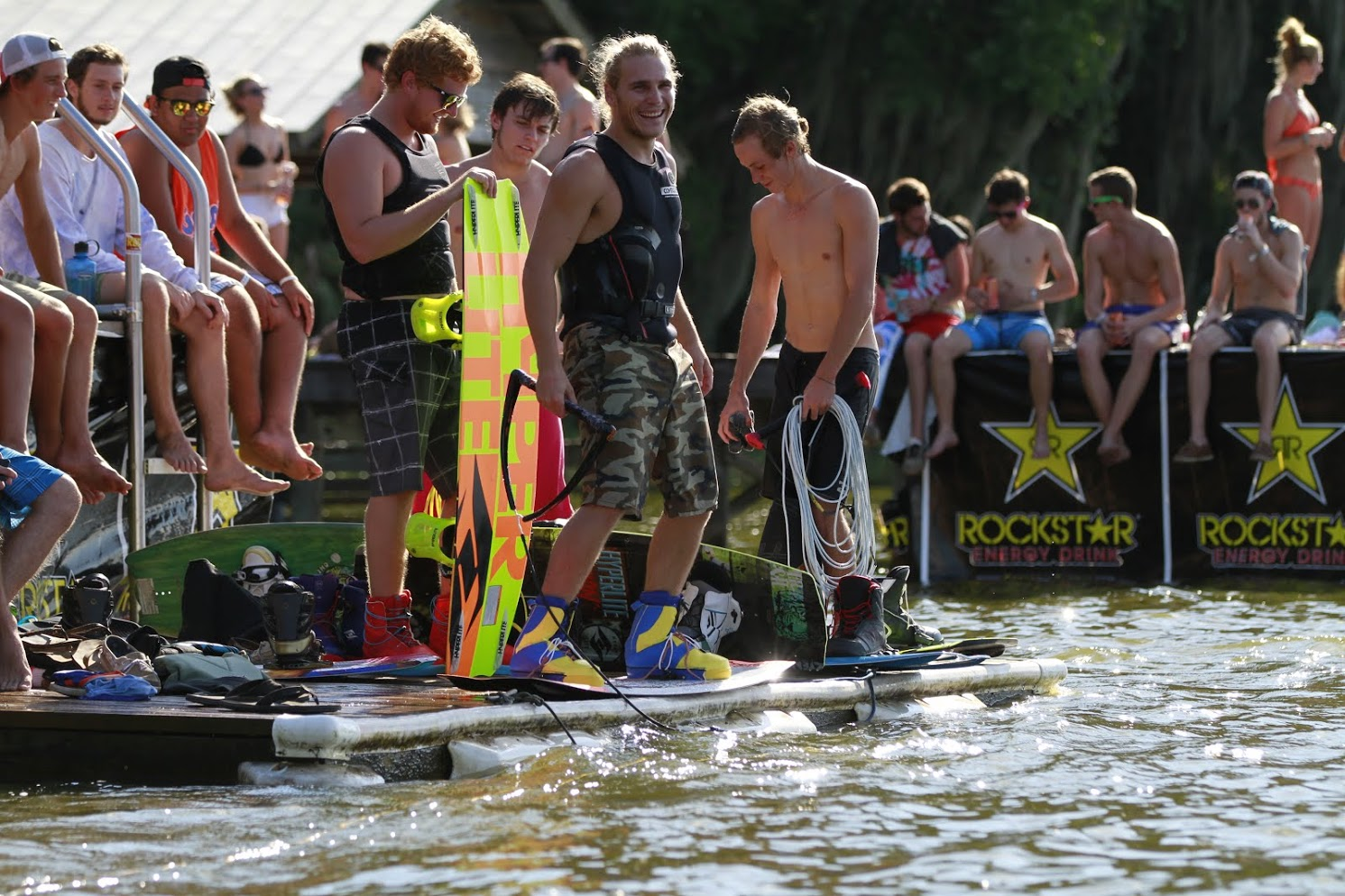 college wakeboarding