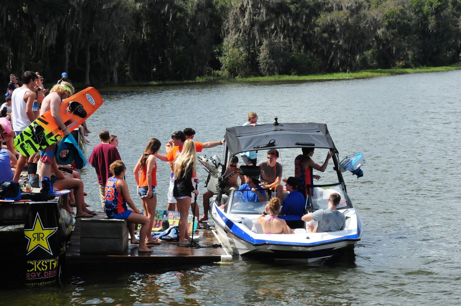 florida wakefest college wakeboarding
