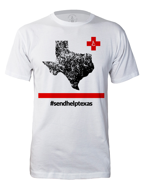 Houston Texas Relief Charity Shirt